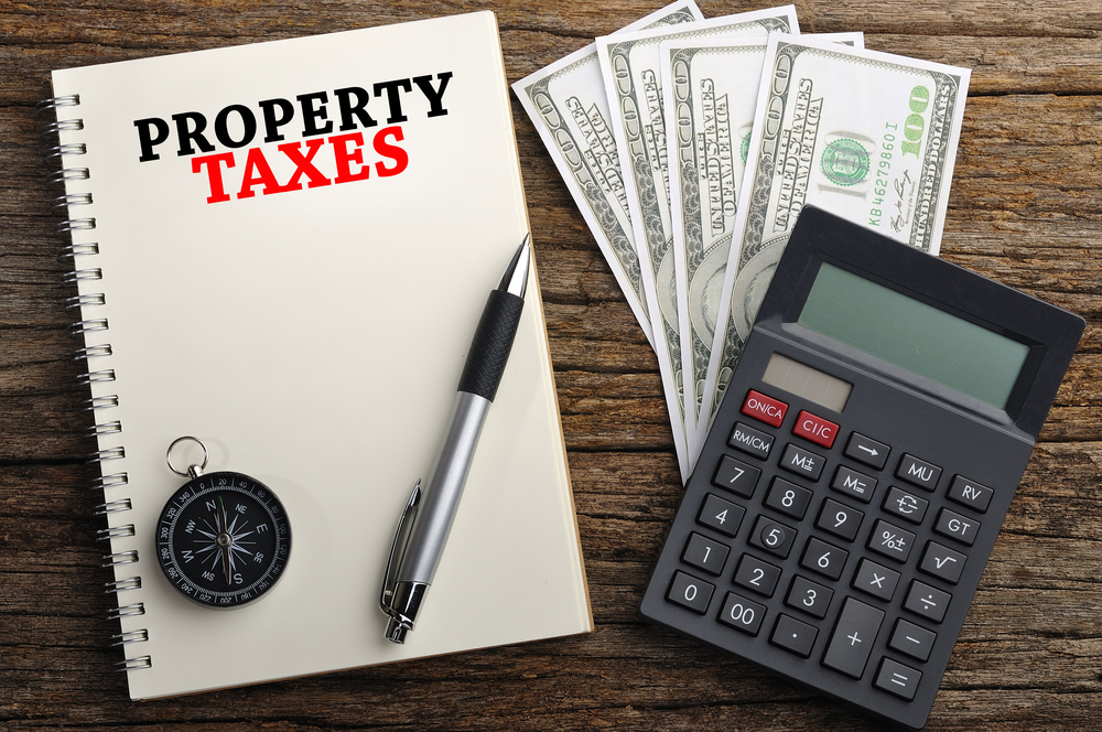 Property Tax Rates and DC Real Estate
