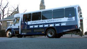 Georgetown University Transportation Shuttle